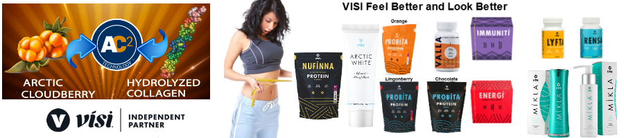visi weight loss products