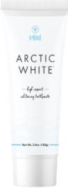 visi arctic white toothpaste